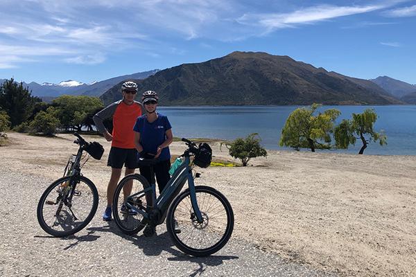 Our Favourite Biking Track in Wanaka